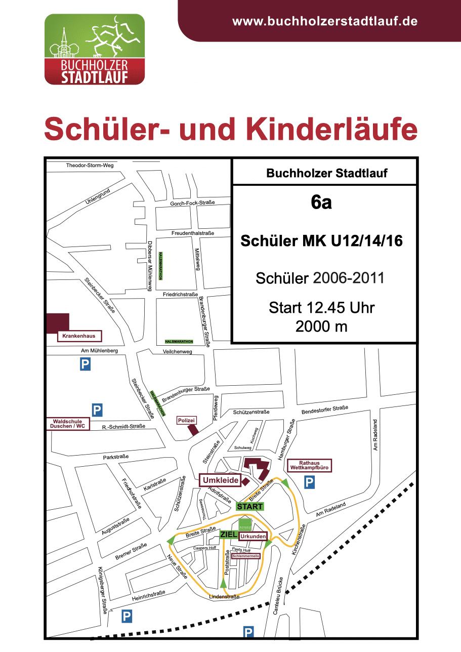 6a-Schüler & Kinder MK U12/14/16