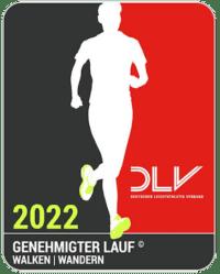 DLV-Genehmigter Lauf 2022