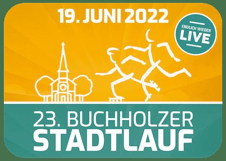 Buchholzer Stadtlauf 2022 Logo